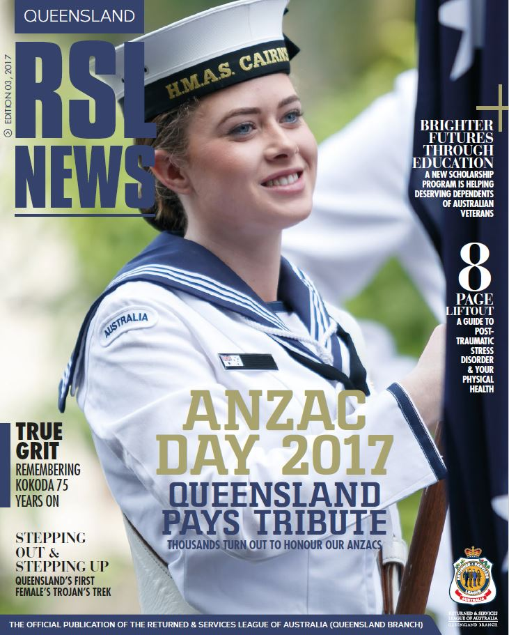 RSL Queensland Magazine